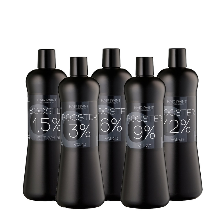 IdHAIR New Hair Paint -hapete 1000ml 1b37598292