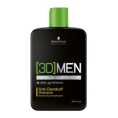 [3D]Men Anti-Dandruff Shampoo 250ml