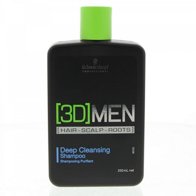 [3D]Men Deep Cleansing Shampoo 250ml