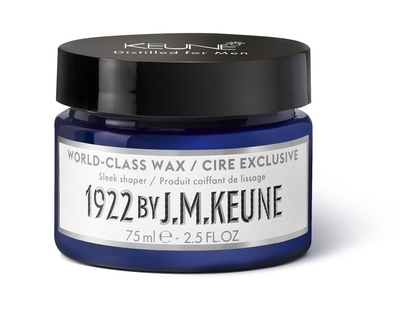 1922 By J.M Keune World-Class Wax 75ml