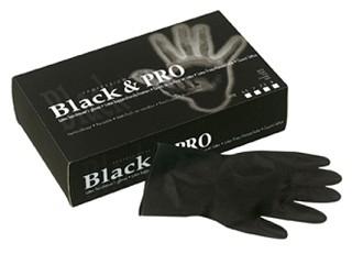 3x Black & Pro Käsine pkt.