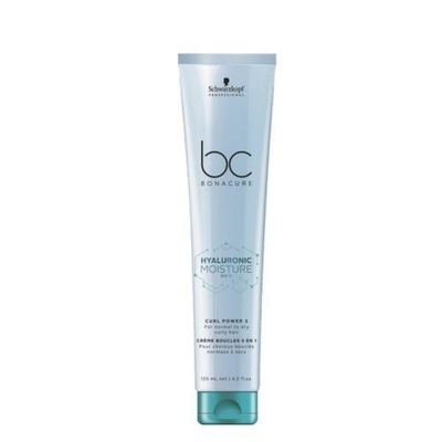 BC Bonacure Hyaluronic Moisture Kick Curl Power 5 125ml