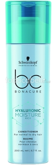 BC Bonacure Hyaluronic Moisture Kick Micellar Conditioner 200ml