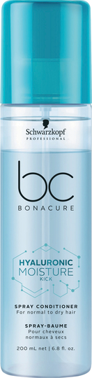 BC Bonacure Hyaluronic Moisture Kick Spray Conditioner 200ml