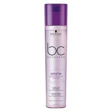 BC Bonacure Keratin Smooth Perfect Micellar Shampoo 250ml