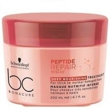 BC Bonacure Peptide Repair Rescue Deep Nourishing Treatment 200ml