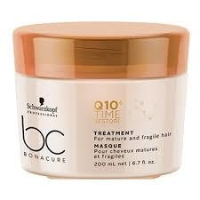 BC Bonacure Q10 Time Restore Treatment 200ml