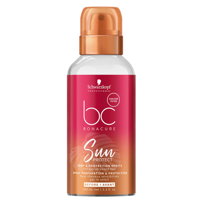 BC Bonacure Sun Protect Prep & Protection Spritz 100ml