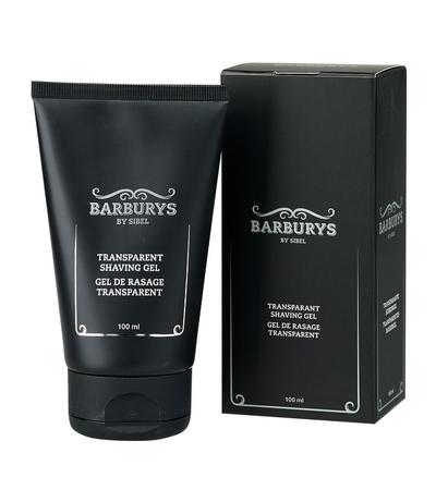 Barburys Transparent Shaving Gel 100ml