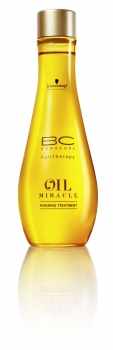 Bonacure Oil Miracle Oil Treatment Normal/Thick Hair 100ml