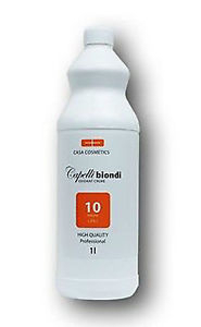Capelli Biondi Oxidant Creme 1l, hajustamaton