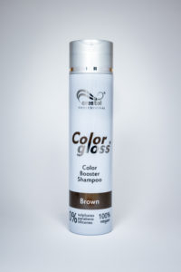 Crestol Color Booster Shampoo Brown 250ml