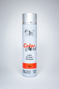 Crestol Color Booster Shampoo Red 250ml
