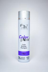 Crestol Color Booster Shampoo Silver 250ml