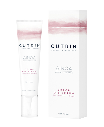 Cutrin Ainoa Color Oil Serum 40ml