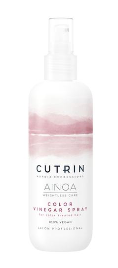 Cutrin Ainoa Color Vinegar Spray 200ml