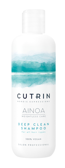 Cutrin Ainoa Deep Clean Shampoo 300ml