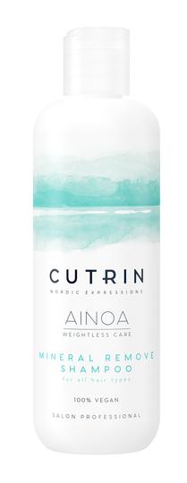Cutrin Ainoa Mineral Remove Shampoo 300ml