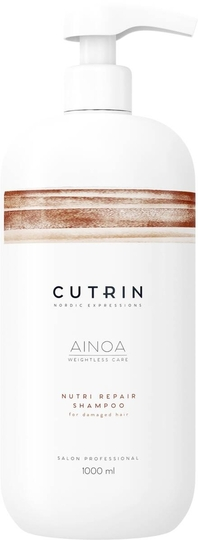 Cutrin Ainoa Nutri Repair Shampoo 1000ml