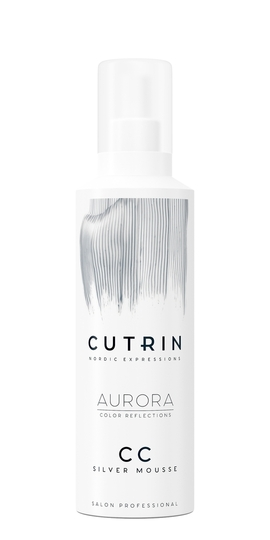 Cutrin Aurora CC Silver Mousse 200ml