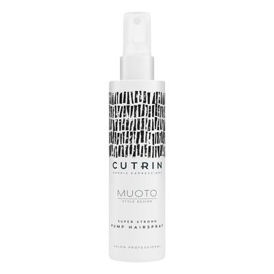 Cutrin Muoto Super Strong Pump Hairspray 200ml