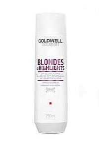 Dualsenses Blondes & Highlights Shampoo 250ml