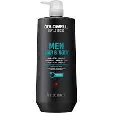 Dualsenses For Men Hair & Body Shampoo 1l