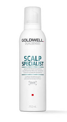 Dualsenses Scalp Specialist Sensitive Foam Shampoo 250ml