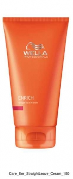 Enrich Straight Leave in Cream 150ml