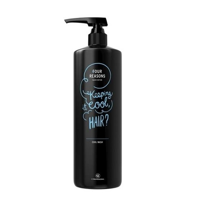 Four Reasons Black Edition Cool Wash 1000ml