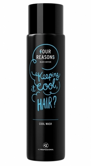 Four Reasons Black Edition Cool Wash 300ml