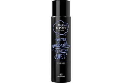 Four Reasons Black Edition Hydro Wash 300ml