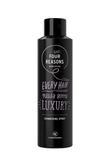 Four Reasons Black Edition Shimmering Spray 250ml