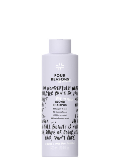 Four Reasons Blond Shampoo 300ml