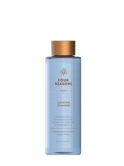 Four Reasons Nature Moisture Shampoo 250ml