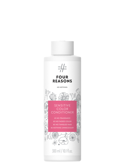 Four Reasons No Nothing Sensitive Color Conditioner 300ml