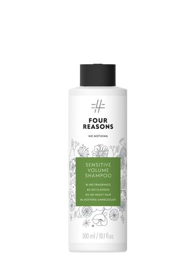 Four Reasons No Nothing Sensitive Volume Shampoo 300ml