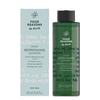 Four Reasons Original Scalp Refreshing Shampoo 250ml