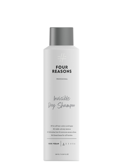 Four Reasons Professional Invisible Dry Shampoo 250ml