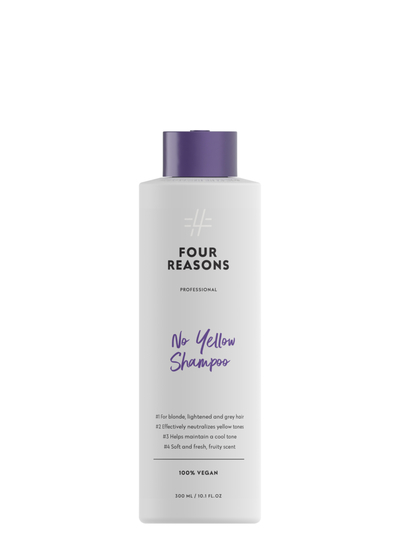 Four Reasons Professional No Yellow Shampoo 300ml