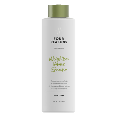 Four Reasons Professional Weightless Volume Shampoo 300ml