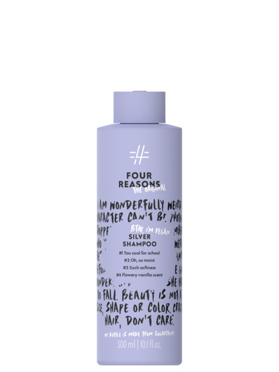 Four Reasons Silver Shampoo 300ml