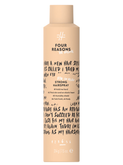 Four Reasons Strong Hairspray 300ml
