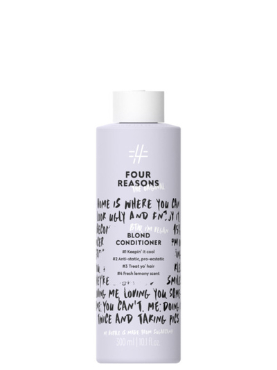 Four Reasons The Original Blond Conditioner 300ml