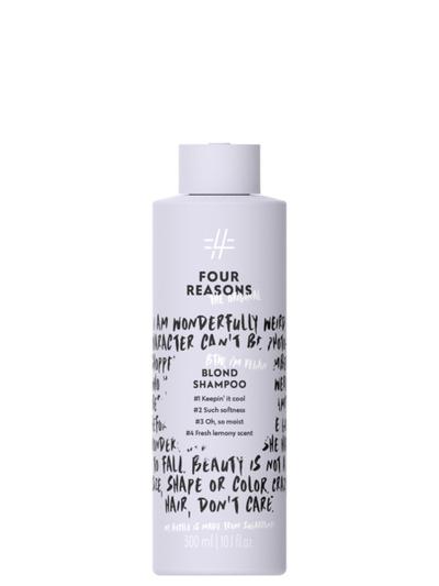 Four Reasons The Original Blond Shampoo 300ml