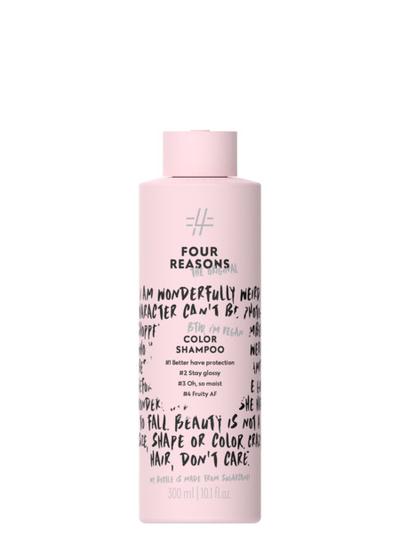 Four Reasons The Original Color Shampoo 300ml