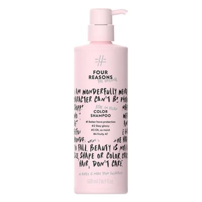 Four Reasons The Original Color Shampoo 500ml