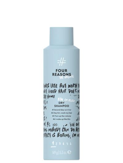 Four Reasons The Original Dry Shampoo 250ml