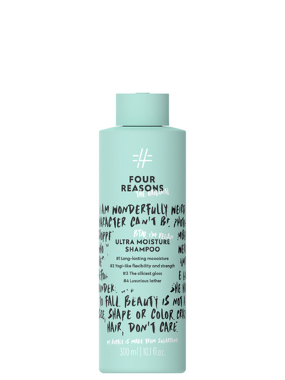 Four Reasons The Original Moisture Shampoo 300ml