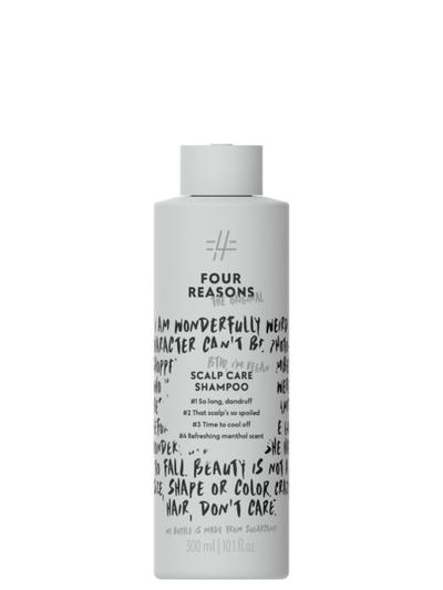 Four Reasons The Original Scalp Care Shampoo 300ml